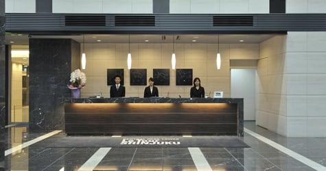 セントラルパークタワー・ラ・トゥール新宿SOHO住宅の写真 その2